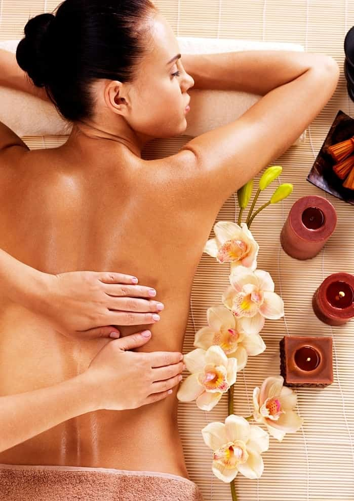 Castor Oil Massage
