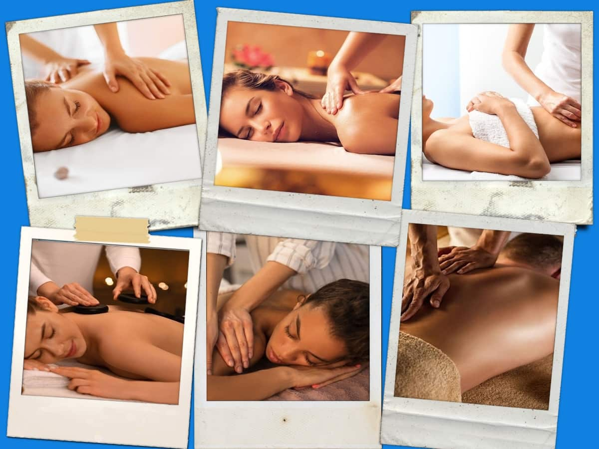 Kalispell Massage Professionals Collage